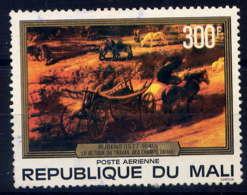 MALI - A316° - RETOUR DU TRAVAIL DES CHAMPS - Mali (1959-...)