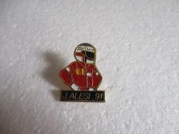 Pin's J.Alesi 91. - Automobile - F1