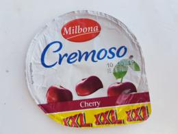 Greece Yogurt Top 2019 - Milk Tops (Milk Lids)