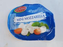 Greece Mini Mozzarella Top 2019 - Milk Tops (Milk Lids)