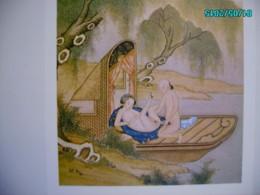 LVA1     0001    1969  CHINE JAPON EROTISME  45 X 37   THE DRS  KRONHAUSEN'S  Voir Photos  (6 Sur 13).. - Asiatische Kunst