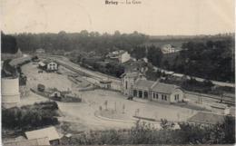 CP 54 Meurthe Et Moselle Briey La Gare - Briey