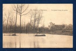 Diegem ( Machelen). Le Donjon. Le Grand étang De Pêche. Pension De Famille ( Ed. De Wael). - Diegem