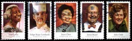 Etats-Unis / United States (Scott No.4922 - Celebrity Chefs) (o) - Used Stamps