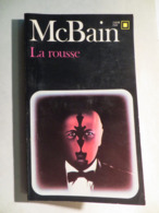 Carré Noir N°516 La Rousse ED McBain - Autres