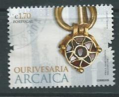 PORTUGAL  2013 ARCHAIC JEWELLERY 1.70 EUROS USED - 1910-... République