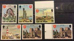 ISLE OF MAN - MNH** - LOT - Isle Of Man