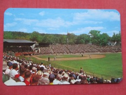 Doubleday Field Cooperstown NY     Ref 3635 - Baseball