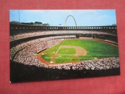 Baseball Stadium  Busch Memorial Stadium St Louis Missouri     Ref 3635 - Baseball