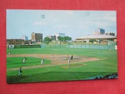 Baseball Stadium  BuLawrence Stadium  Wichita Kansas     Ref 3635 - Baseball