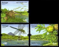 2009 Azores Fauna Insectos Libelula Aves - Otros