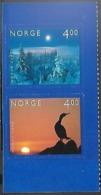 Norway  1999  Sc#1243a Booklet Pane  MNH  2016 Scott Value $5 - Norvegia