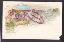 Q1493 - EGYPTE Kiosque De Tibère Dans L'ile De Philoe - Egypte - Egypte