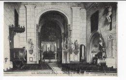 18 -  NÉRONDES - Intérieur De L'Eglise (V47) - Nérondes