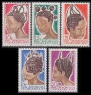 1967Central African Republic138-142African Hair Styles3,80 € - Zentralafrik. Republik