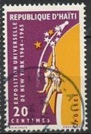 Haïti 1965 Y&T N°527 - Michel N°(?) (o) - 10c Exposition De New York - Haïti