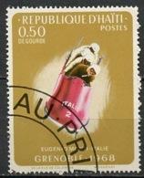 Haïti 1968 Y&T N°613 - Michel N°992 (o) - 50c JO De Grenoble - Haïti