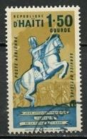 Haïti Service 1962 Y&T N°S8 - Michel N°S8 (o) - 1,50g JJ Dessalines - Haïti