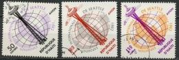 Haïti Poste Aérienne 1962 Y&T N°PA258 à 260 - Michel N°732 à 734 (o) - Exposition De Seattle - Haïti