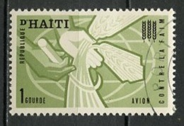 Haïti Poste Aérienne 1963 Y&T N°PA273 - Michel N°748 (o) - 1g Campagne Contre La Faim - Haïti