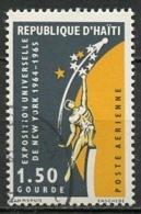 Haïti Poste Aérienne 1965 Y&T N°PA299 - Michel N°(?) (o) - 1,50g Exposition De New York - Haïti