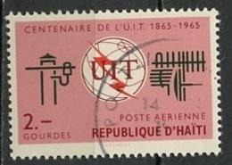 Haïti Poste Aérienne 1965 Y&T N°PA314 - Michel N°839 (o) - 2g UIT - Haïti