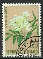 Haïti Poste Aérienne 1965 Y&T N°PA322 - Michel N°(?) (o) - 1,50g Fleur - Haïti