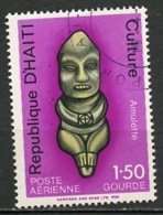 Haïti Poste Aérienne 1966 Y&T N°PA327 - Michel N°(?) (o) - 1,50g Culture - Haïti