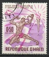 Haïti Poste Aérienne 1968 Y&T N°PA388 - Michel N°(?) (o) - 50c Révolte Des Esclaves - Haïti
