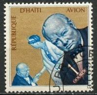 Haïti Poste Aérienne 1968 Y&T N°PA399 - Michel N°(?) (o) - 1g W Churchill - Haïti