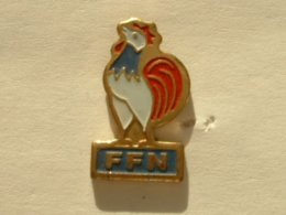 PIN'S COQ - FFN - Natation