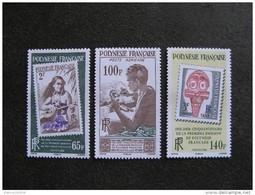 Polynésie: TB Série N° 858 Au N° 860 ,neufs XX . - Neufs