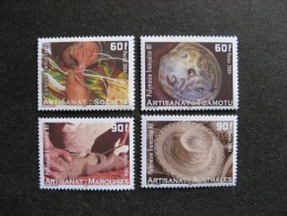 Polynésie: TB Série N° 713 Au N° 716 ,neufs XX . - Polynésie Française