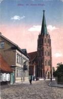 Latvia - Lettonie -  LIBAU - LIEPAJA -  St Annen Kirche - Latvia