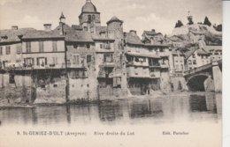 12 - SAINT GENIEZ D' OLT - Rive Droite Du Lot - Autres Communes