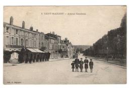 79 DEUX SEVRES - SAINT-MAIXENT Avenue Gambetta - Saint Maixent L'Ecole