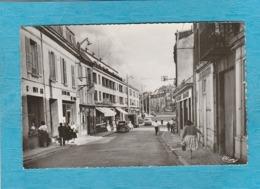 Carte Photo : Creil. - Rue De La République. - Creil