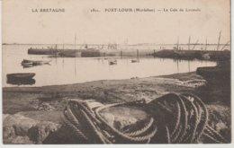 Morbihan PORT-LOUIS La Cale De Locmalo - France