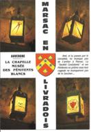 MARSAC EN LIVRADOIS - Vues - La Chapelle Musée Des Pénitents Blancs - Francia