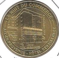 Jeton Touristique 13 Nuit Du Commerce 2014 - 2014