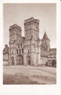 14----CAEN---l'abbaye Aux Dames---voir 2 Scans - Caen