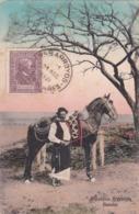 CPA Argentine / Republica Argentina - Gaucho - 1921 - Argentine