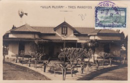 CPA Argentine / Republica Argentina - Tres Arroyos -  Villa Alcira - 1922 - Argentine