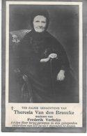 Van Den Broucke Theresia (103jaar -- Hulste 1826 -waregem1930) - Religion & Esotérisme
