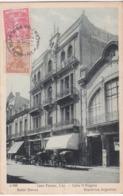 CPA Argentine / Republica Argentina - Bahia Blanca - Casa Peuser, Lda - Calle O'Higgins - Talleres Peuser - 1921 - Argentine