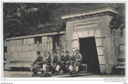 SALZBURG:  BERCHTESGADEN  -  BERGWERK  AUSFFAHRT  -  KLEINFORMAT - Sonstige