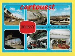 CPSM ☺♦♦ AIRPORT/ AEROPORT ♥♥♣♣☺♣♣ FLUGAFEN  Aéroport Paris Charles De Gaulle 2  ♦♦☺ - Aerodrome