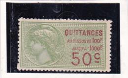 T.F. De Quittances N°23 - Revenue Stamps