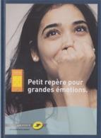 = La Poste Petit Repère Pour Grandes émotions, ..et La Confiance Grandit, Carte Neuve - Post