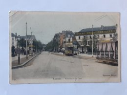 35 - Ille Et Vilaine - Rennes - Avenue De La Gare ... Lot22 . - Rennes